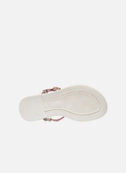 Sandales et nu-pieds I Love Shoes Dolsa Rose vue haut