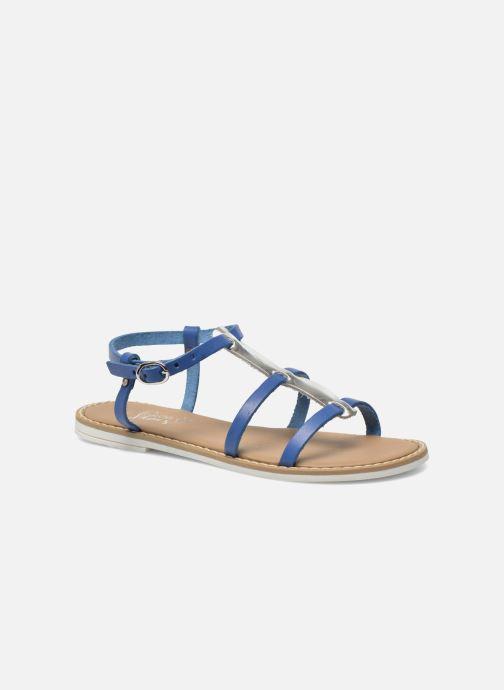 Sandales et nu-pieds I Love Shoes Dolsa Bleu vue détail/paire
