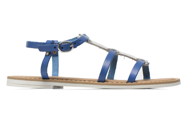 Sandales et nu-pieds I Love Shoes Dolsa Bleu vue derrière
