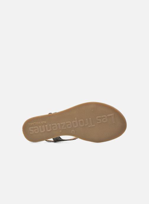 Sandals Les Tropéziennes par M Belarbi Horse Silver view from above