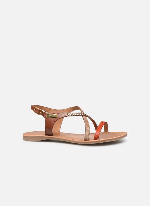 Sandals Les Tropéziennes par M Belarbi Horse Orange back view