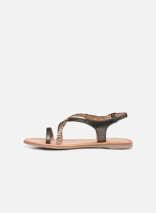 Sandales et nu-pieds Les Tropéziennes par M Belarbi Horse Noir vue face