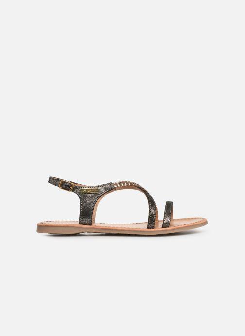 Sandales et nu-pieds Les Tropéziennes par M Belarbi Horse Noir vue derrière