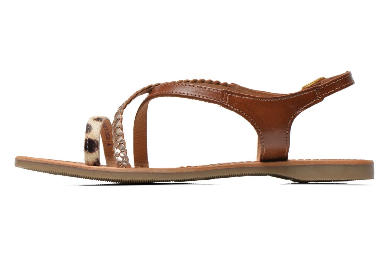 Sandali e scarpe aperte Les Tropéziennes par M Belarbi Horse Marrone immagine frontale