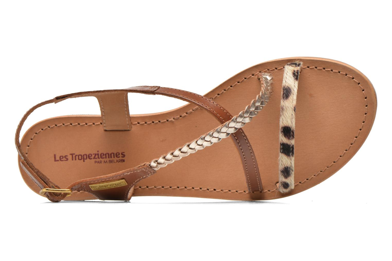 Sandali e scarpe aperte Les Tropéziennes par M Belarbi Horse Marrone immagine sinistra