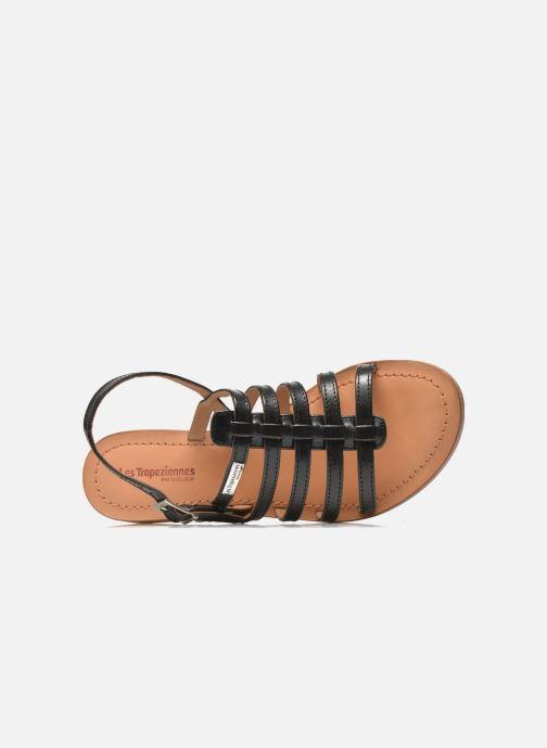 Sandales et nu-pieds Les Tropéziennes par M Belarbi Havapo Noir vue gauche