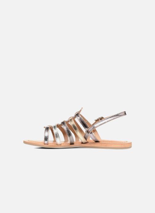 Sandals Les Tropéziennes par M Belarbi Havapo Silver front view