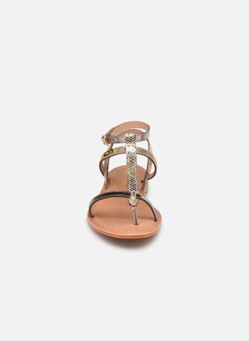 Sandali e scarpe aperte Les Tropéziennes par M Belarbi Baie Beige modello indossato