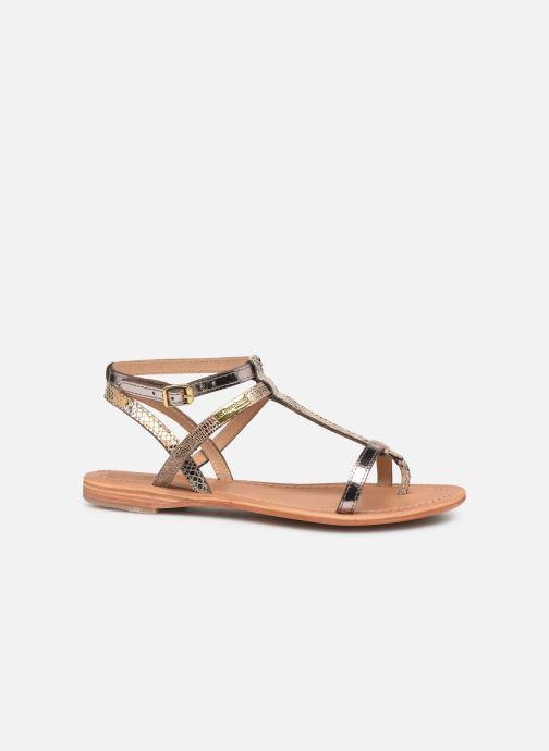 Sandales et nu-pieds Les Tropéziennes par M Belarbi Baie Beige vue derrière