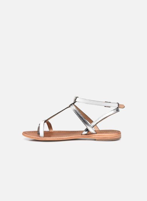 Sandali e scarpe aperte Les Tropéziennes par M Belarbi Baie Bianco immagine frontale