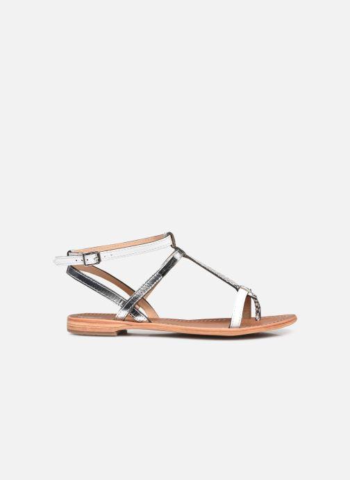 Sandali e scarpe aperte Les Tropéziennes par M Belarbi Baie Bianco immagine posteriore
