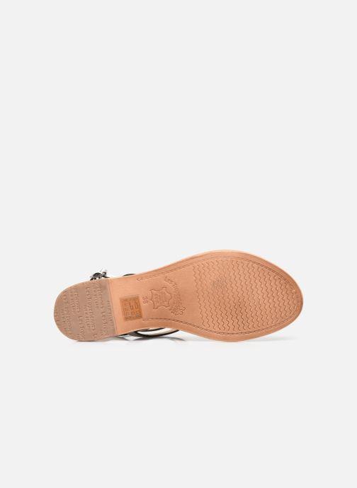 Sandali e scarpe aperte Les Tropéziennes par M Belarbi Baie Bianco immagine dall'alto