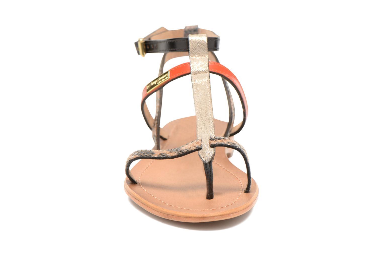 Sandalias Les Tropéziennes par M Belarbi Baie Multicolor vista del modelo