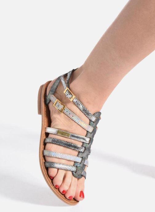 Sandali e scarpe aperte Les Tropéziennes par M Belarbi Baille Multicolore immagine dal basso
