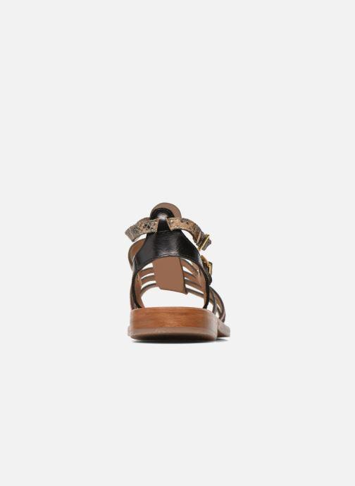 Sandali e scarpe aperte Les Tropéziennes par M Belarbi Baille Multicolore immagine destra