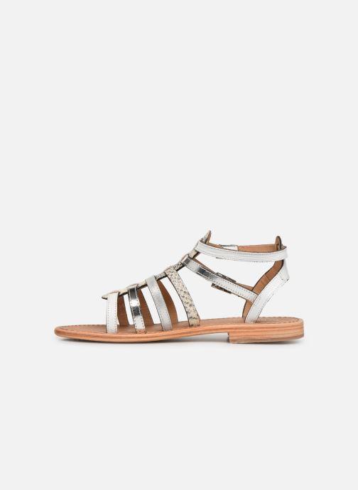 Sandals Les Tropéziennes par M Belarbi Baille White front view
