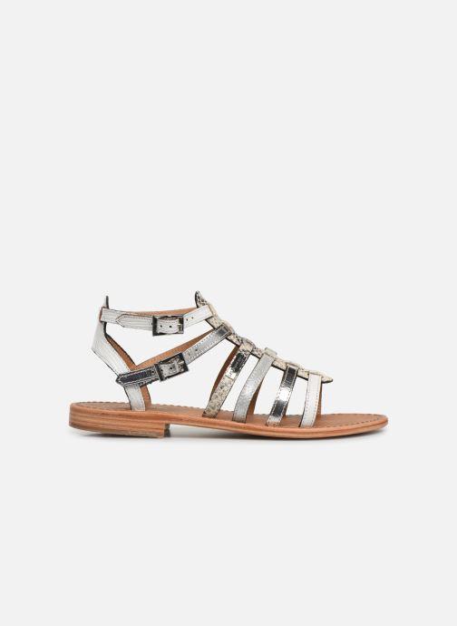 Sandales et nu-pieds Les Tropéziennes par M Belarbi Baille Blanc vue derrière