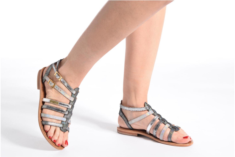 Sandali e scarpe aperte Les Tropéziennes par M Belarbi Baille Grigio immagine dal basso