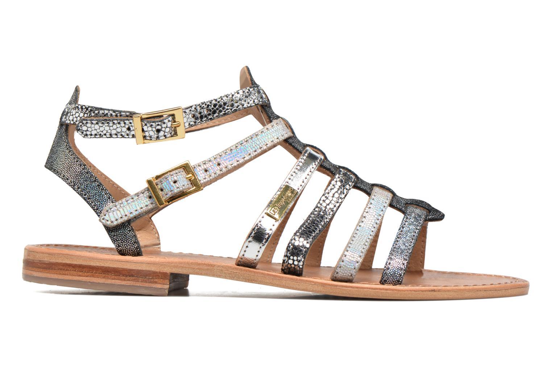Sandales et nu-pieds Les Tropéziennes par M Belarbi Baille Gris vue derrière