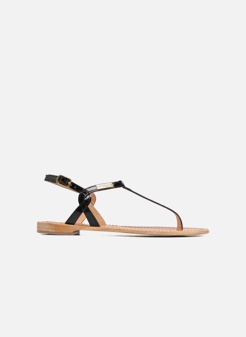 Sandales et nu-pieds Les Tropéziennes par M Belarbi Billy Noir vue derrière