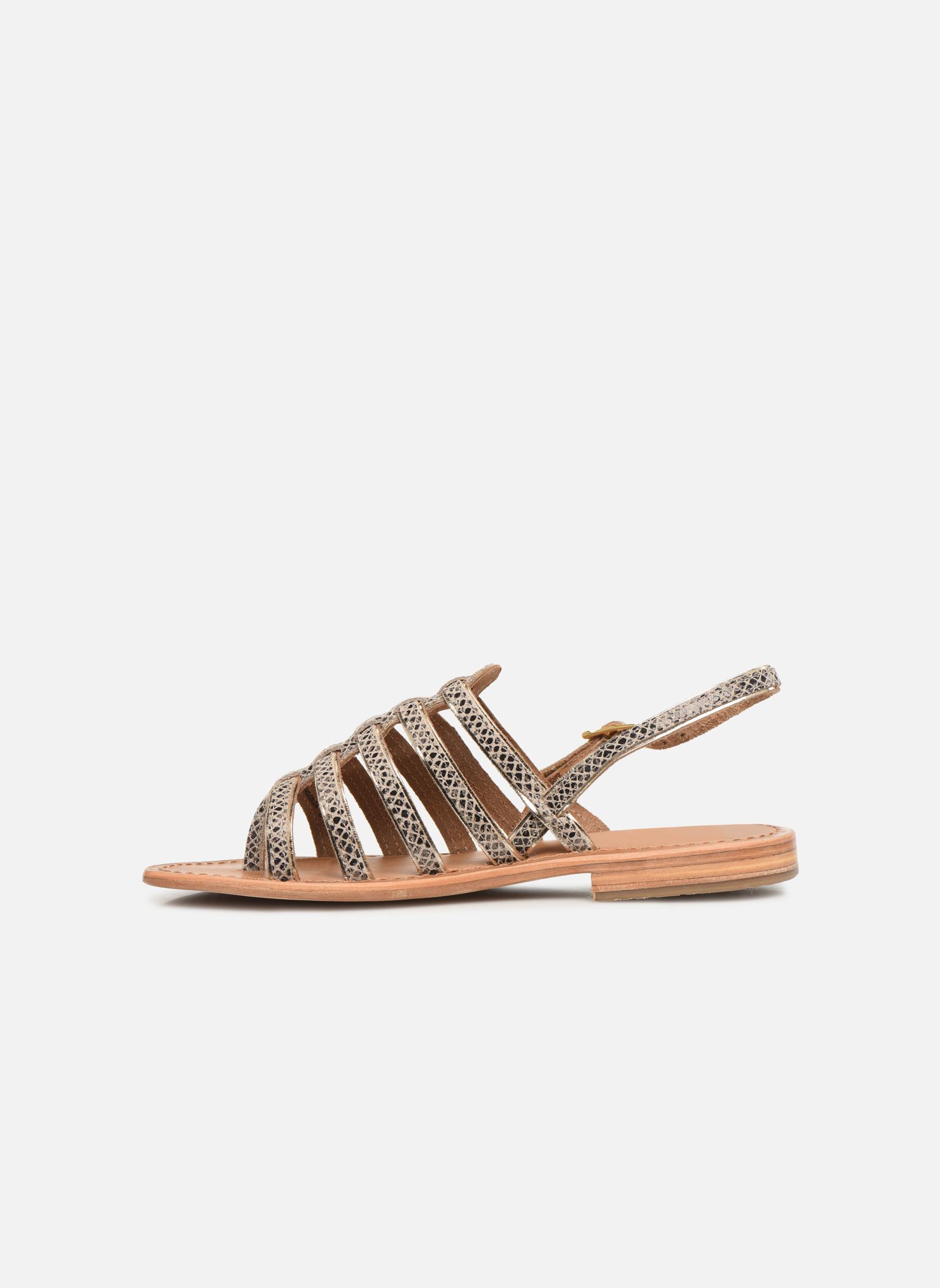 Sandali e scarpe aperte Les Tropéziennes par M Belarbi Herbier Grigio immagine frontale