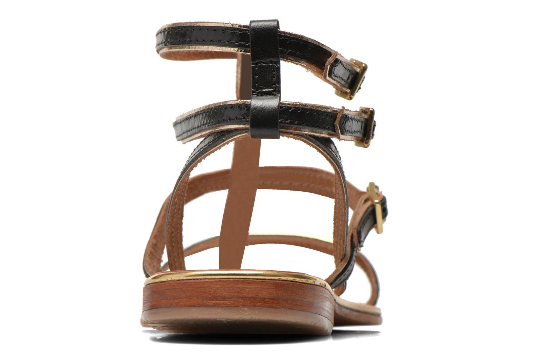 Sandales et nu-pieds Les Tropéziennes par M Belarbi Bristol Noir vue droite
