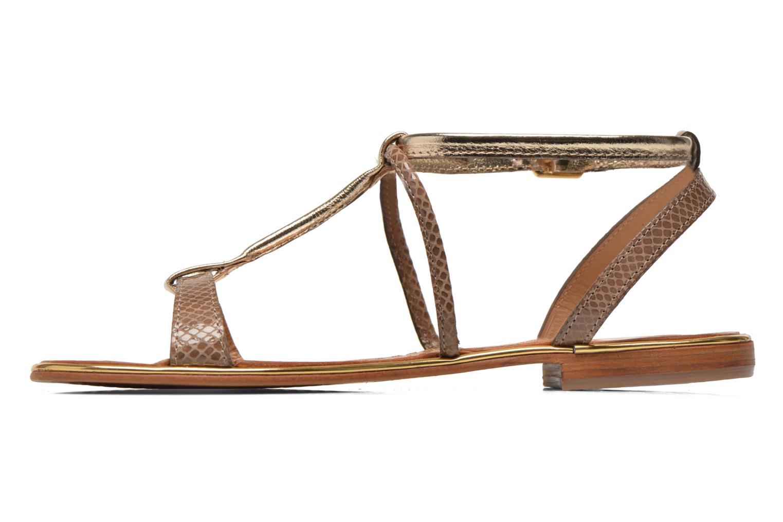 Sandalen Les Tropéziennes par M Belarbi Haquina gold/bronze ansicht von vorne