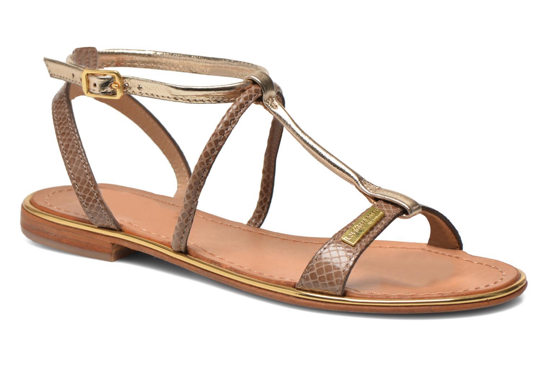 Sandalen Les Tropéziennes par M Belarbi Haquina gold/bronze detaillierte ansicht/modell