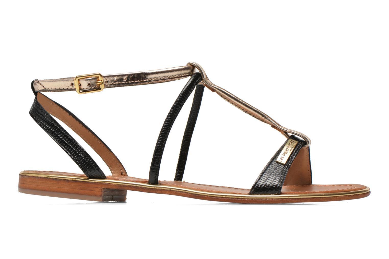 Sandales et nu-pieds Les Tropéziennes par M Belarbi Haquina Noir vue derrière