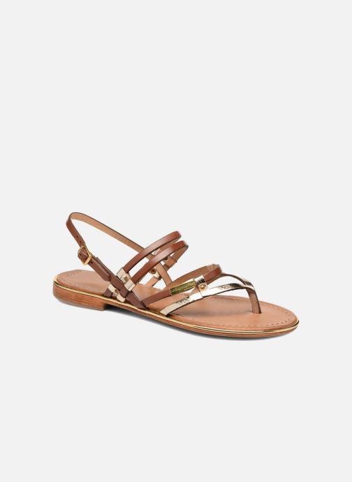 Sandales et nu-pieds Femme Cumin