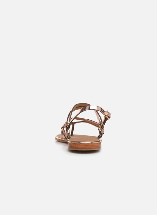 Sandales et nu-pieds Les Tropéziennes par M Belarbi Cumin Rose vue droite