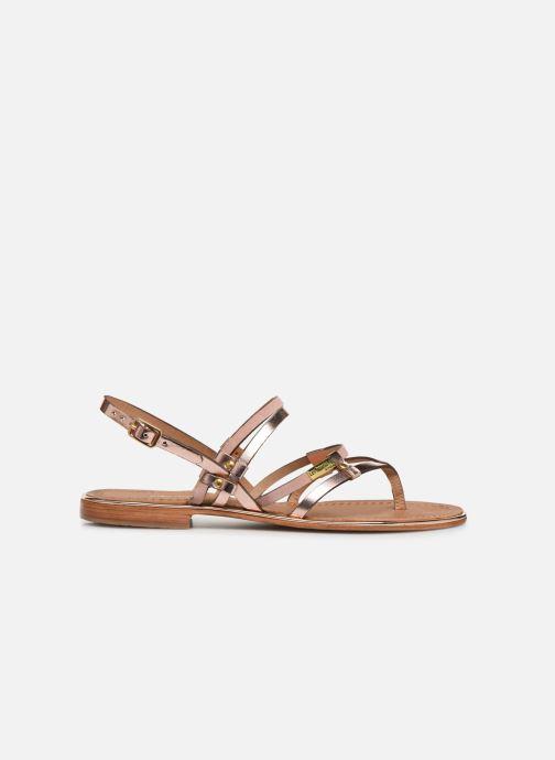 Sandales et nu-pieds Les Tropéziennes par M Belarbi Cumin Rose vue derrière