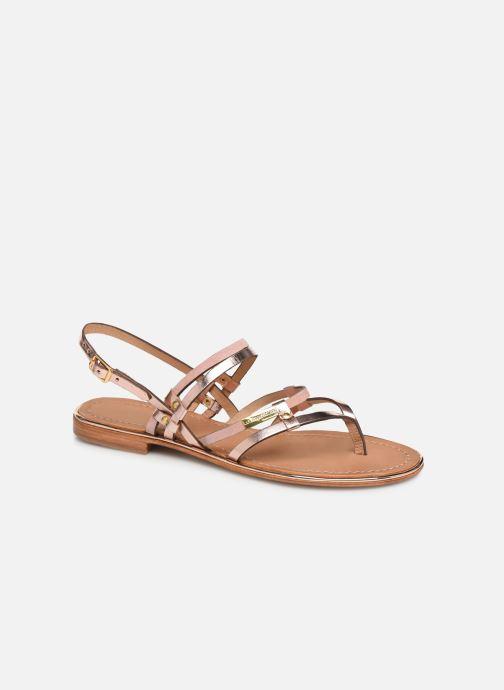 Sandales et nu-pieds Les Tropéziennes par M Belarbi Cumin Rose vue détail/paire