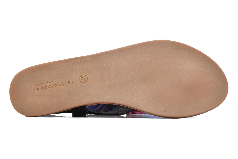 Sandales et nu-pieds Les Tropéziennes par M Belarbi Gorby Noir vue haut