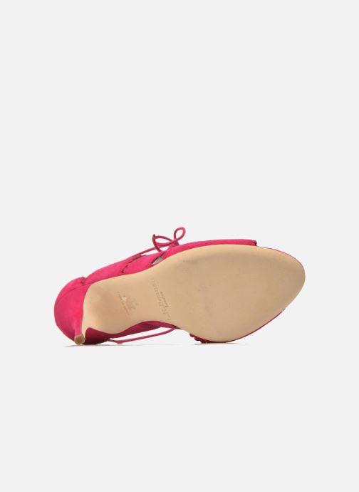 Sandales et nu-pieds L.K. Bennett Jerry Rose vue haut