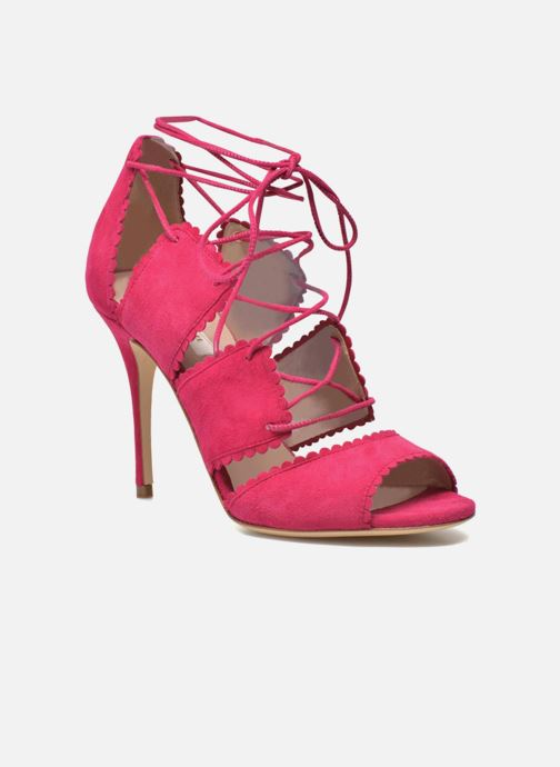 Sandales et nu-pieds L.K. Bennett Jerry Rose vue détail/paire