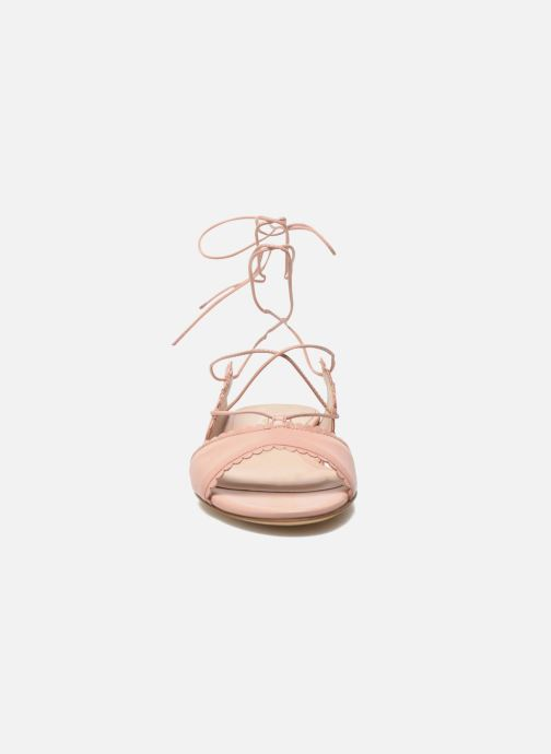 Sandals L.K. Bennett Jackies Pink model view