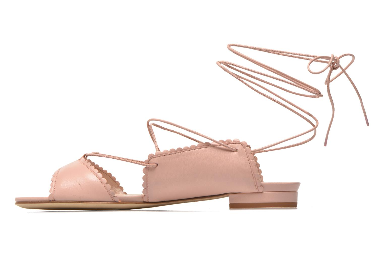 Sandals L.K. Bennett Jackies Pink front view