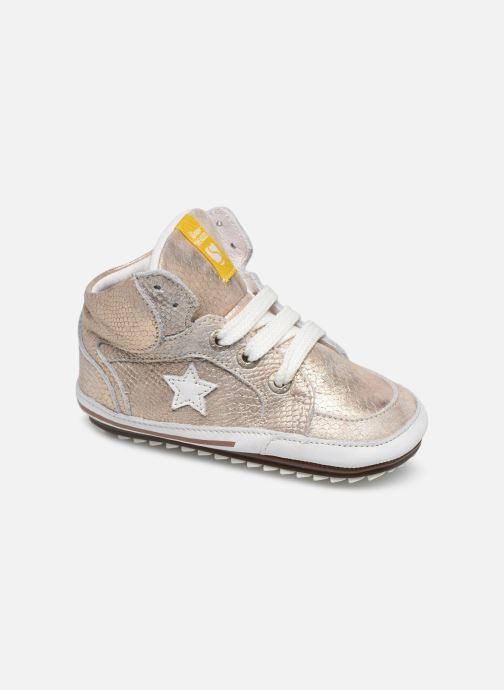 Baskets Shoesme Baby-Proof smart Or et bronze vue détail/paire