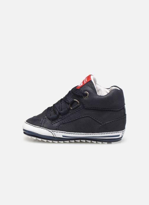 Sneakers Shoesme Baby-Proof smart Azzurro immagine frontale