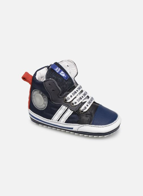 Sneaker Shoesme Baby-Proof smart blau detaillierte ansicht/modell