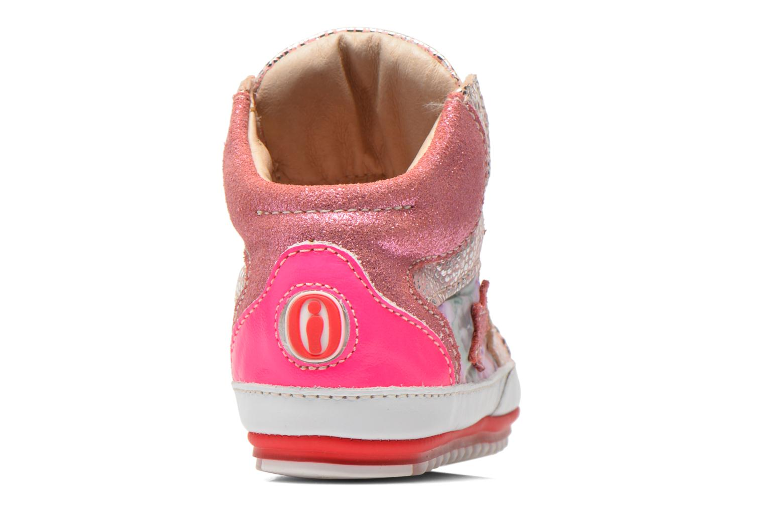 Baskets Shoesme Baby-Proof smart Rose vue droite