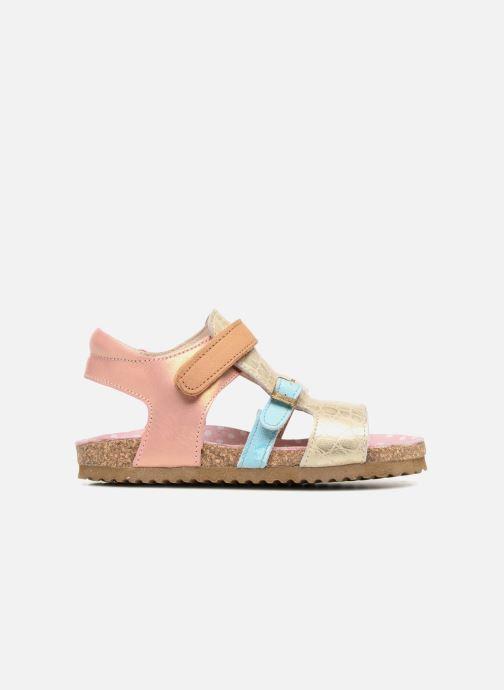 Sandalen Shoesme Bio Sandaal rosa ansicht von hinten