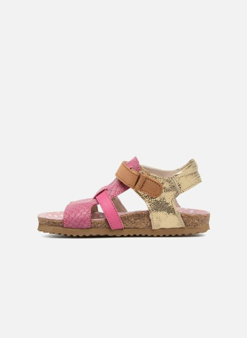 Sandalen Shoesme Bio Sandaal Roze voorkant