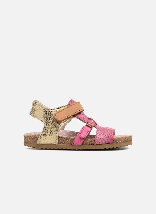 Sandalen Shoesme Bio Sandaal Roze achterkant