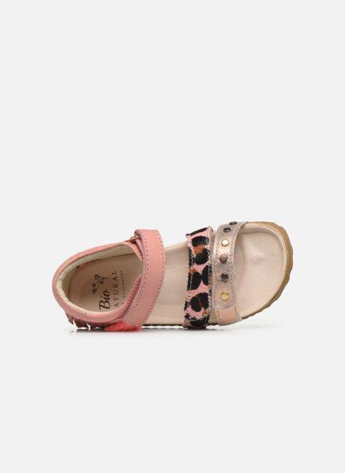 Sandales et nu-pieds Shoesme Bio Sandaal Rose vue gauche