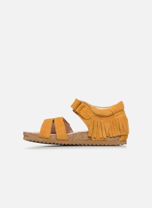 Sandali e scarpe aperte Shoesme Bio Sandaal Giallo immagine frontale