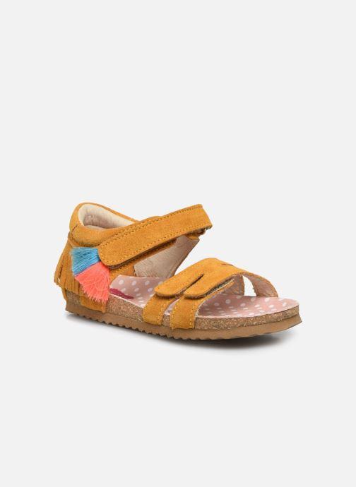 Sandali e scarpe aperte Shoesme Bio Sandaal Giallo vedi dettaglio/paio