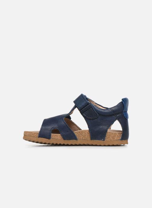 Sandalias Shoesme Bio Sandaal Azul vista de frente