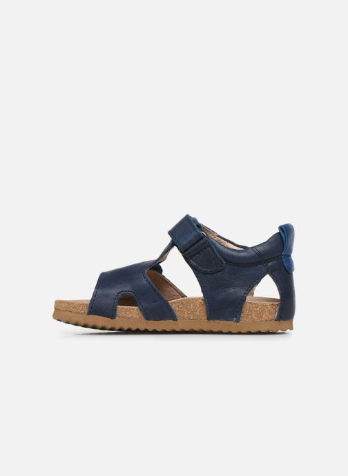 Sandali e scarpe aperte Shoesme Bio Sandaal Azzurro immagine frontale